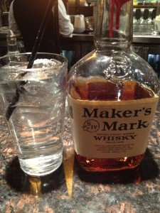 Makers Mark (Photo by Alan Berkson)