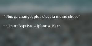 PlusCaChange